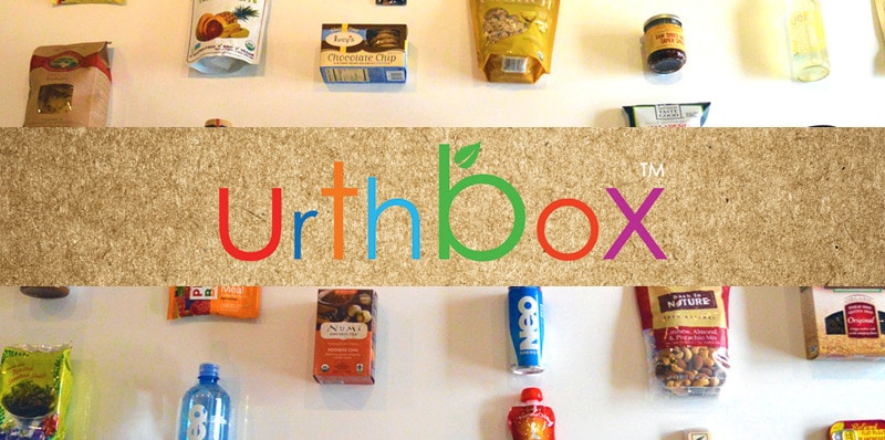 UrthBox Healthy GMO-Free Foods, Beverages & Snacks Delivered Right to Your Door Every Month.
